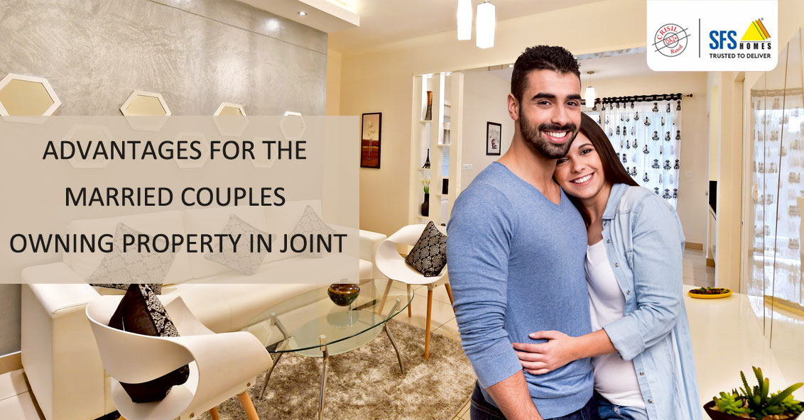 Advantages for the Married Couples Owning Property in Joint