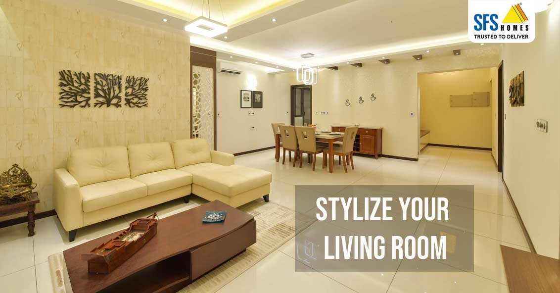 Stylize your Living Room