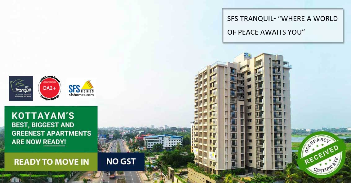 SFS Tranquil- Where a World of Peace Awaits You