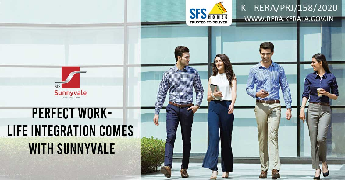 Perfect Work-Life Integration Comes With Sunnyvale